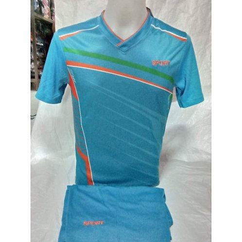 เสื้อกีฬา ไซส์ S M L XL