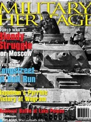Military Heritage - Print & Digital