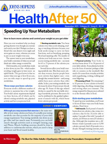Health After 50