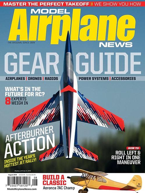 Model Airplane News