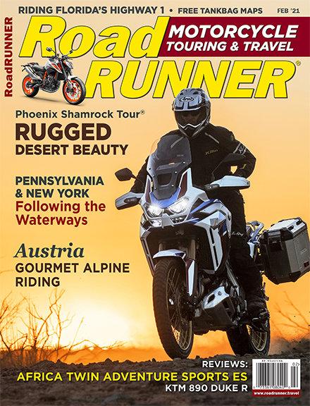 Roadrunner Motorcycle Touring & Travel