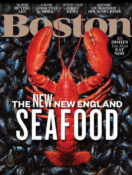 Boston Magazine + Boston Home - Print + Digital