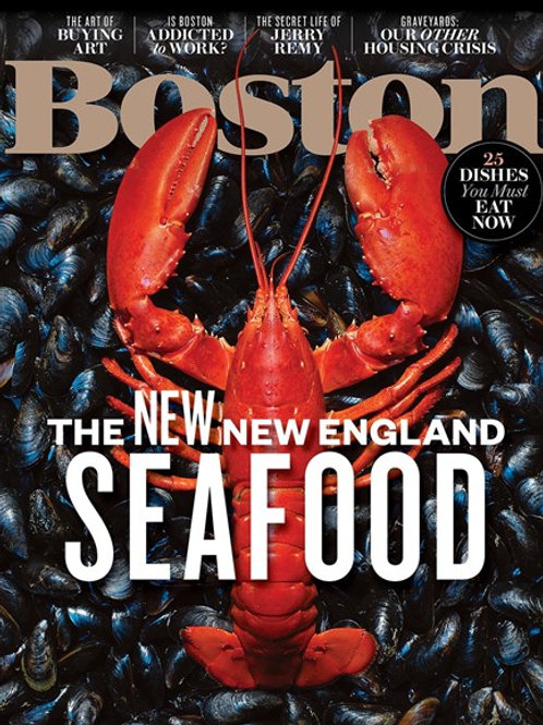 Boston Magazine + Boston Home - Print + Digital