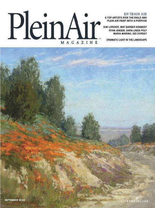 Pleinair Magazine - Digital