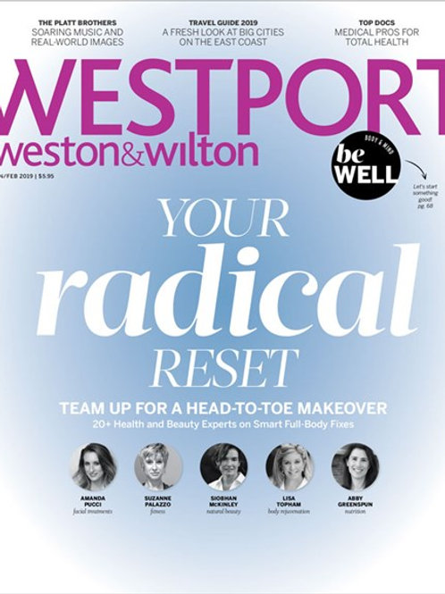 Westport Magazine - Digital