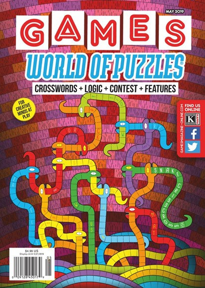 Games World of Puzzles
