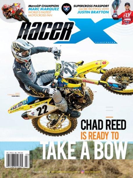 Racer X Illustrated - Digital