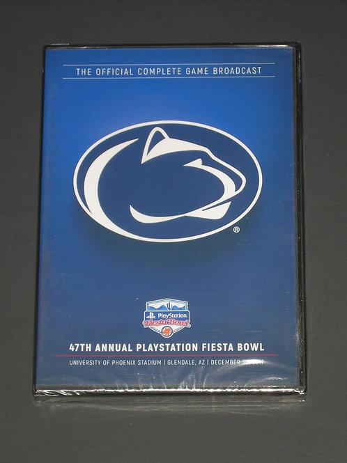 2017 NCAA Fiesta Bowl Penn State DVD