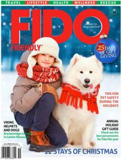 Fido Friendly - Digital