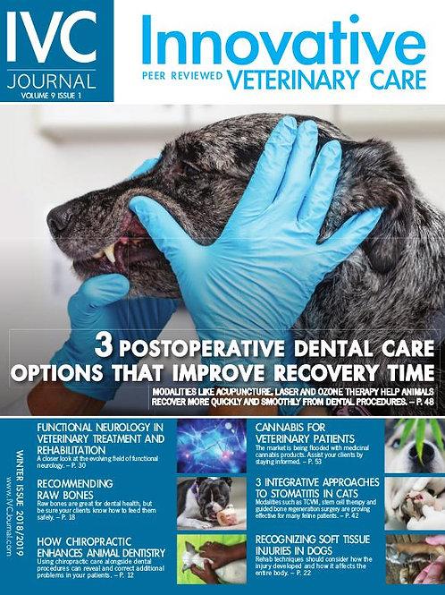 Integrative Veterinary Care – IVC Journal