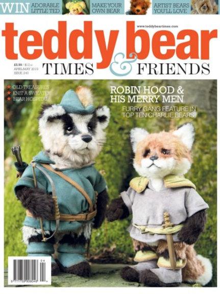 Teddy Bear Times & Friends