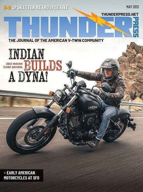 Thunder Press - Digital