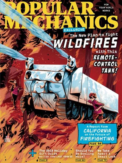 Popular Mechanics - Digital