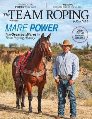 Team Roping Journal