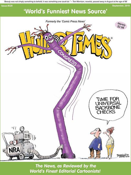Humor Times - Print + Digital