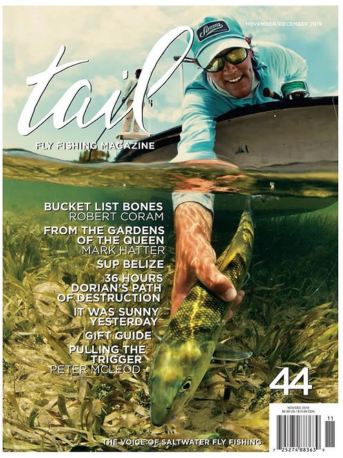Tail Fly Fishing