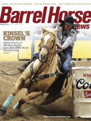 Barrel Horse News