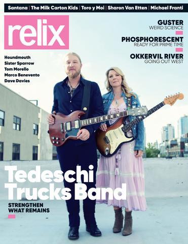 Relix Magazine - Digital