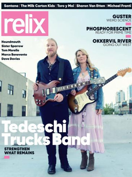 Relix Magazine - Digital