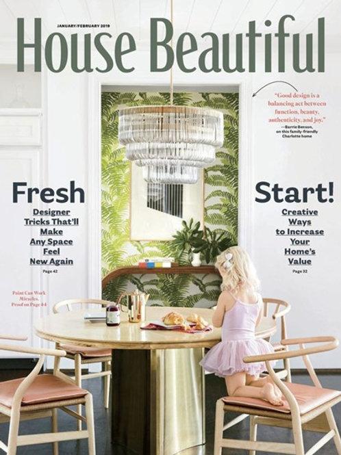 House Beautiful - Print + Digital