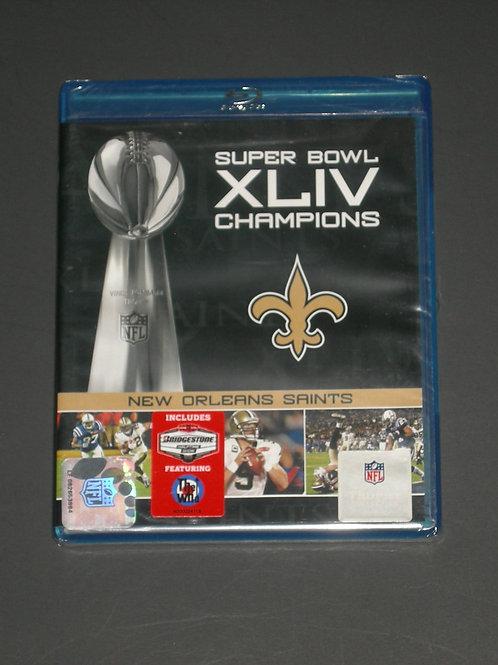 NFL Super Bowl (XLIV) New Orleans Saints BLU