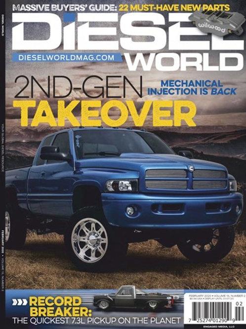 Diesel World - Digital