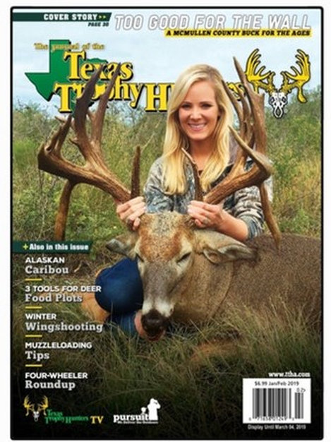 Journal of the Texas Trophy Hunters Association