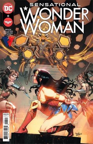 Sensational Wonder Woman