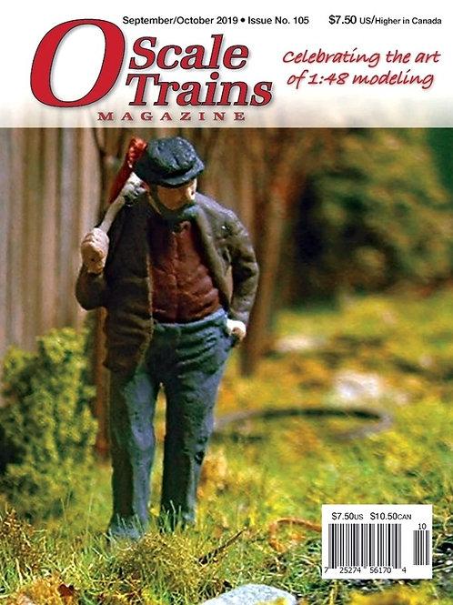 O Scale Trains