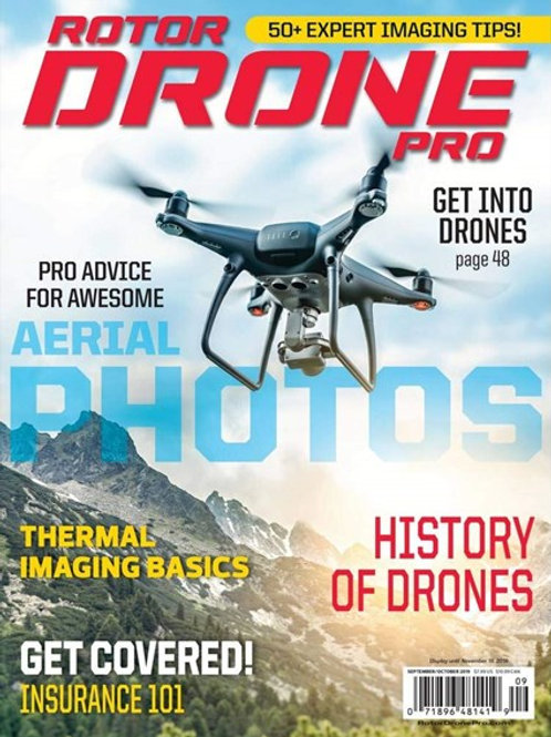 Rotor Drone Pro