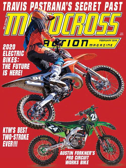 Motocross Action