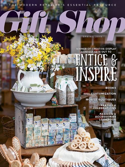 Gift Shop - Digital