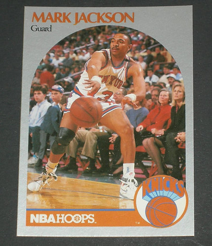 1990-91 Mark Jackson #205