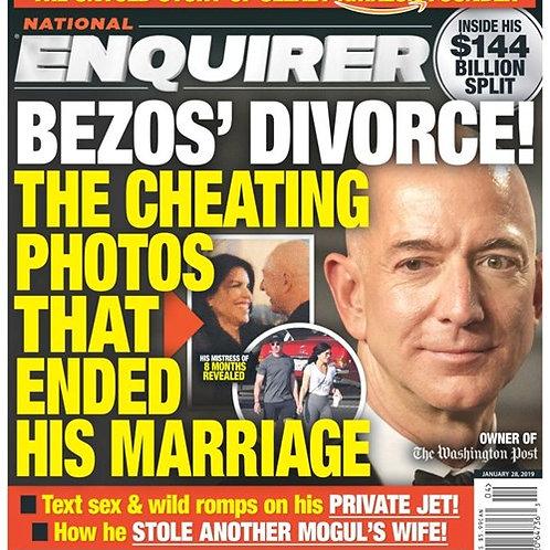 National Enquirer - Digital