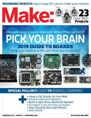 MAKE (Technology on Your Time)