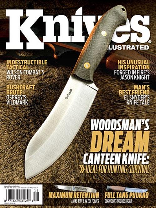 Knives Illustrated - Digital