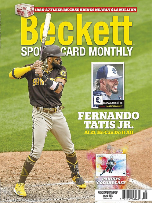 Beckett Sports Card Monthly - Digital