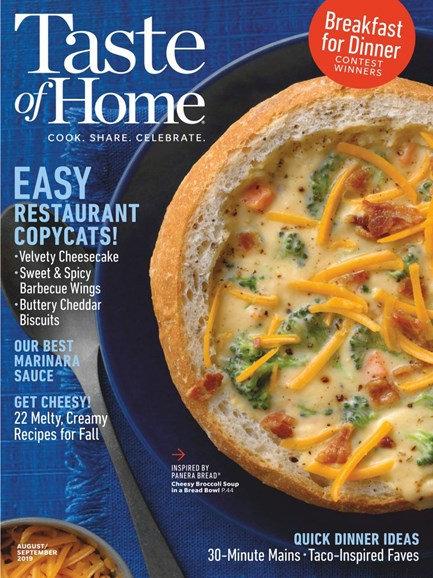 Taste of Home - Digital