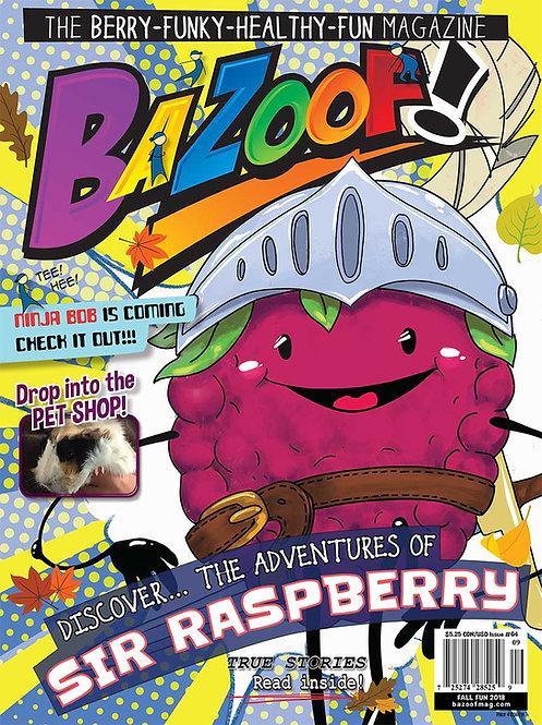 Bazoof! - Print + Digital