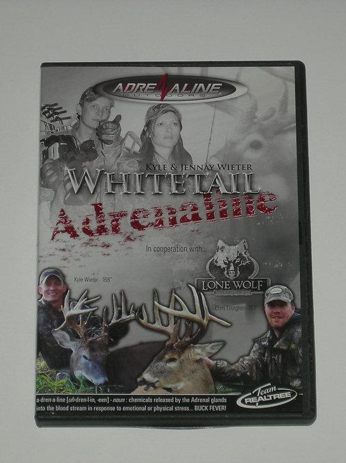 Whitetail Adrenaline - DVD Kyle & Jennay Wieter