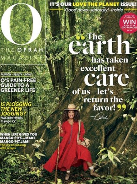 O Oprah Magazine