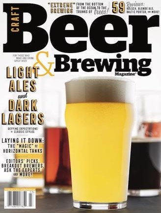 Craft Beer & Brewing - Print + Digital