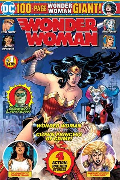 Wonder Woman Giant