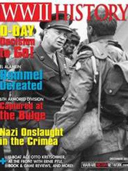 WWII History - Print + Digital