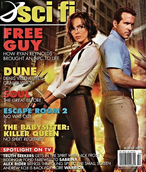 Sci Fi Magazine