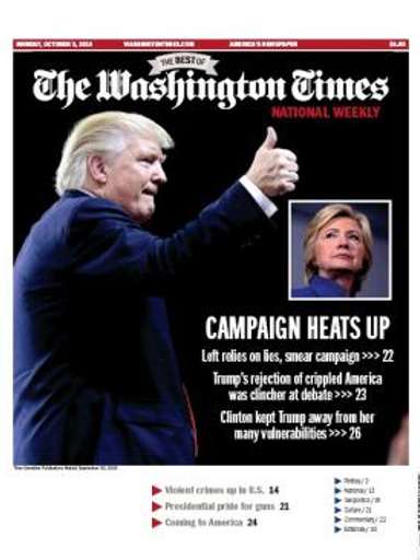 Washington Times National Weekly