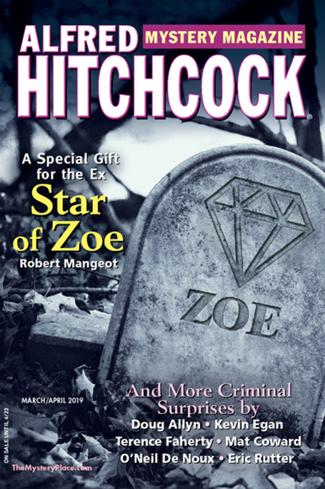 Alfred Hitchcock's Mystery