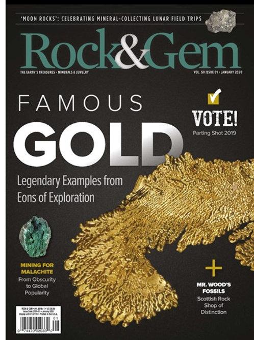 Rock & Gem - Digital