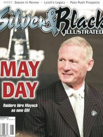 Silver & Black Illustrated - Digital