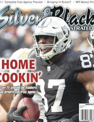 Silver & Black Illustrated